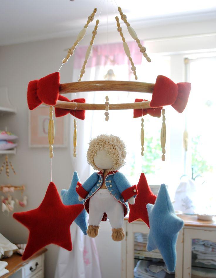 Movil El Principito , decoración infantil