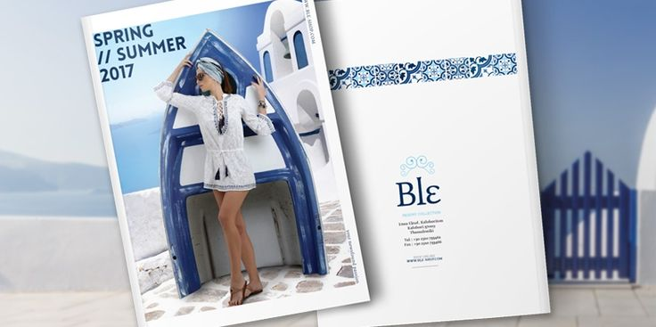 Our new collection spring-summer 2017 is full radiant whites, pretty blues, impressive embroidery and ultra chic designs! Enjoy a preview here http://www.ble-shop.com/blog