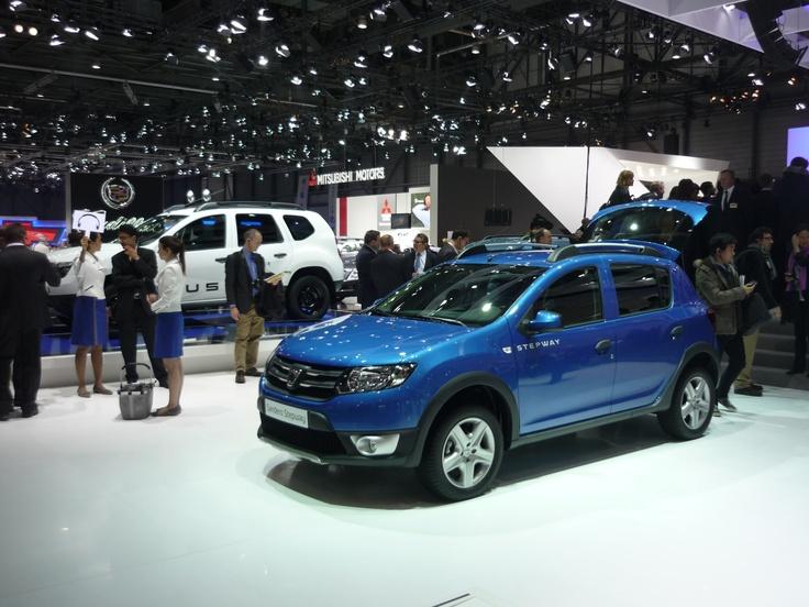 #Dacia #Sandero #Stepway și Seria limitată #Duster #Adventure
