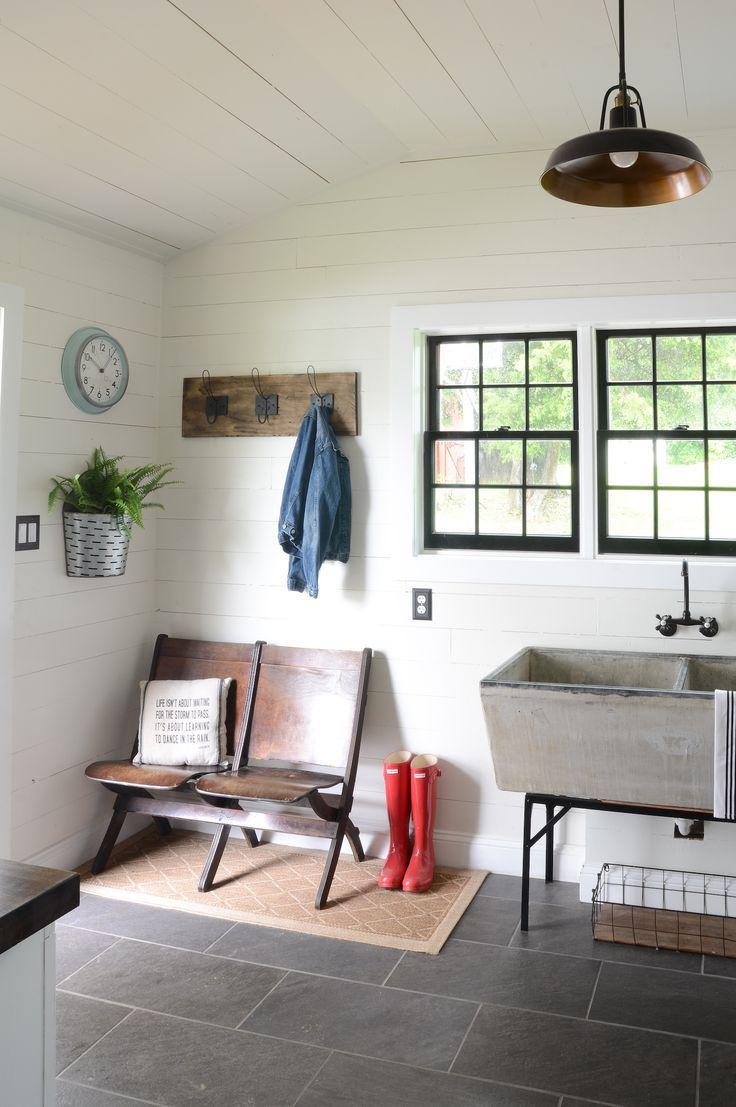 Garage Mud Room Ideas Entryway