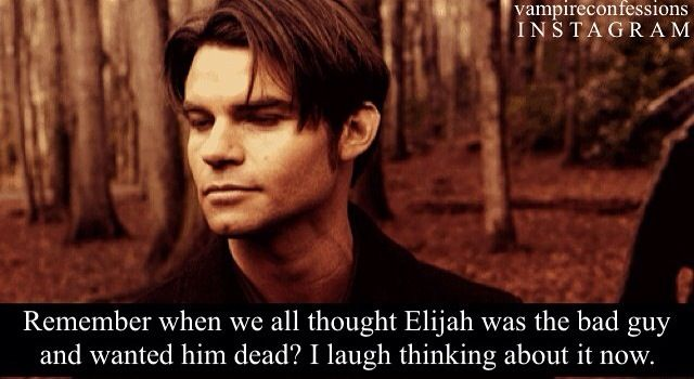 OK. He was creepy back then... But I never wanted him dead. ;) <3