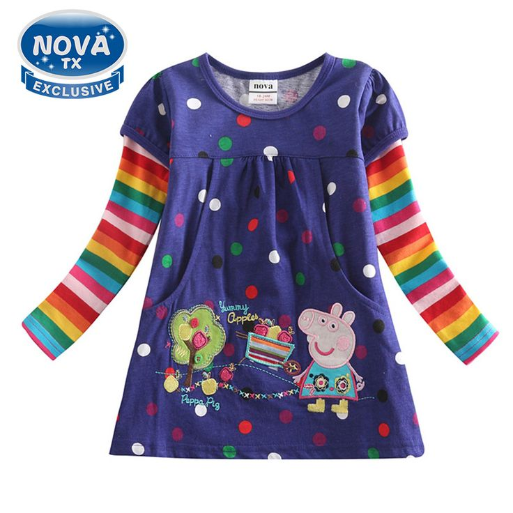 girls dress elsa dress for girls clothes embroidery nova kids clothing long sleeve casual kids princess dresses for girls F2178 $12.19   => Save up to 60% and Free Shipping => Order Now! #fashion #woman #shop #diy  http://www.uniquebaby.net/product/girls-dress-elsa-dress-for-girls-clothes-embroidery-nova-kids-clothing-long-sleeve-casual-kids-princess-dresses-for-girls-f2178/