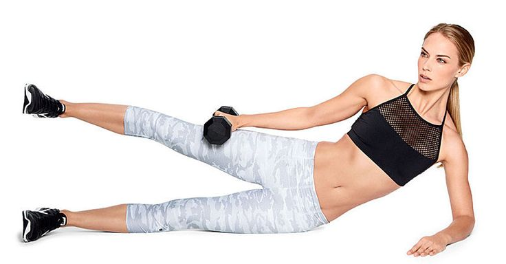 Sculpt and smooth with this quickie circuit - Shape.com