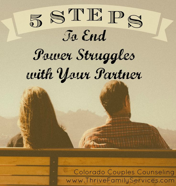 dating power struggle Start studying marriage and family final  we would expect dating relationships  which two messages are especially likely to lead to a power struggle rather.