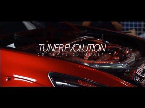 Tuner Evolution 10 Years of Quality | Liberty Vip | Tarmac Apparel