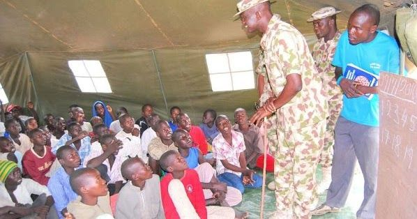 The Yobe State Emergency Management Agency (SEMA) on Thursday said 419 pupils and students were currently attending primary and secondary schools at Pompomari Internally Displaced Persons (IDPs) camp Damaturu.  The SEMA Executive Secretary Alhaji Musa Jidawa made this known in an interview with the News Agency of Nigeria (NAN) in Damaturu.  He said 382 pupils were enrolled into nursery and primary schools while 37 students were admitted into class 1-3 of the Junior Secondary School (JSS) in…