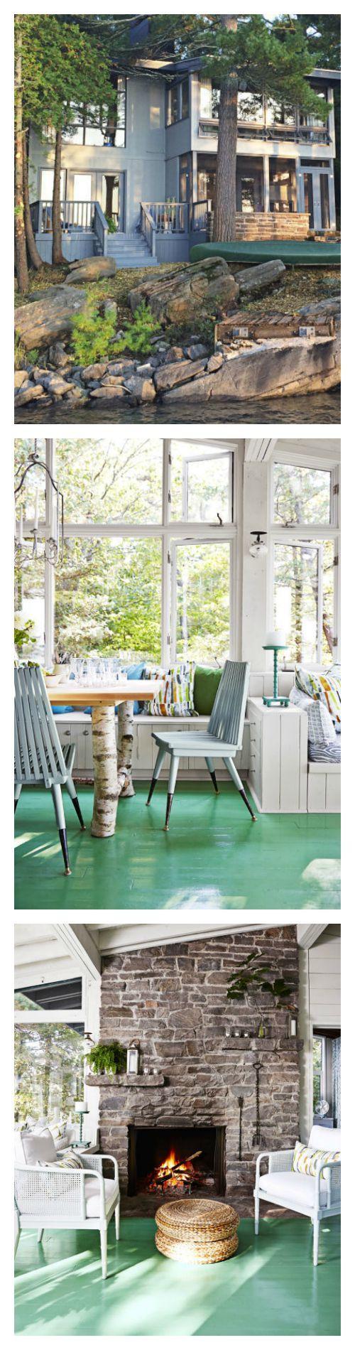 Best 25+ Lake house interiors ideas on Pinterest   Lake house ...