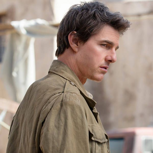 How could he say no to the director, Christopher McQuarrie, and his perfect hair?