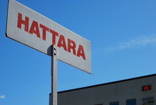 #Hattara