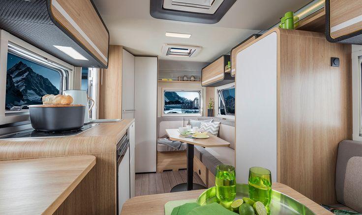 Der KNAUS TRAVELINO |Revolutionäre Caravan-Technologie