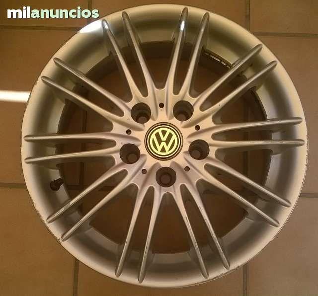 . 4 Llantas de 16 pulgadas, marca RH con cogida 5x112 v�lidas para Seat y Volkswagen. Gastos de env�o 35 euros o recoger en Santiponce o alrededores.
