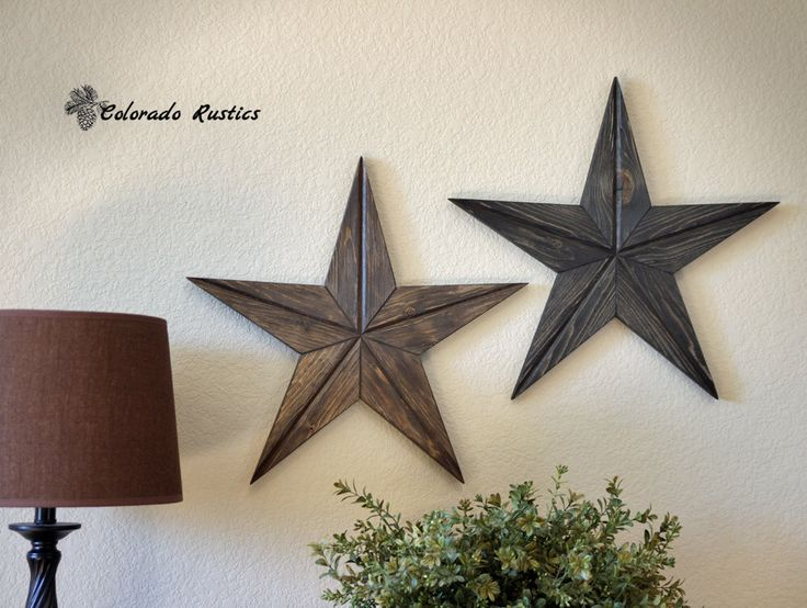 30 texas star wall decor