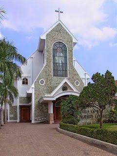 Wisata Religi Kristen Katholik Jogjakarta Yogyakarta & Jawa Tengah: Daftar Gereja Katholik di Jogjakarta Yogyakarta