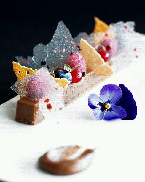 Caremel. Terin hot sugar - The ChefsTalk Project