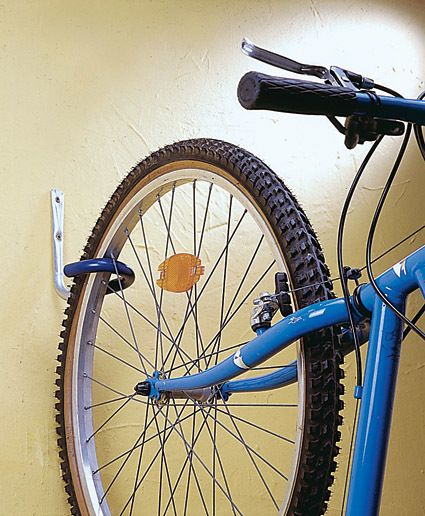 1 Bike Wall Mount Hook