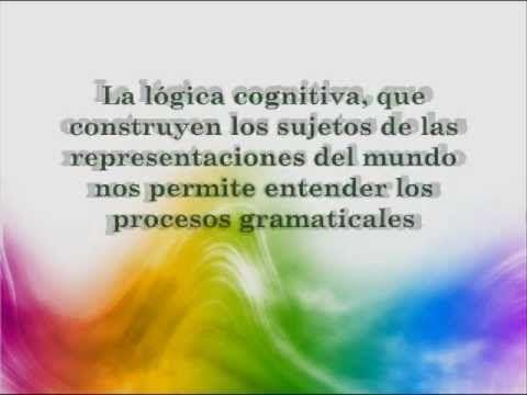 Gramática Cognitiva: Enseñanza del español como lengua extranjera.