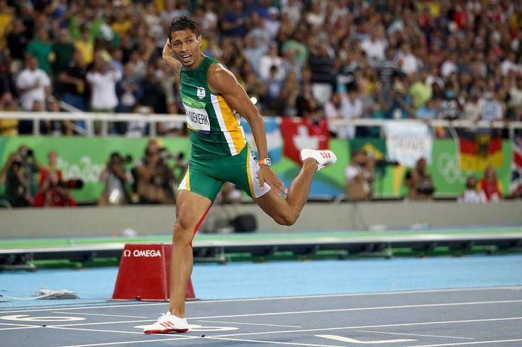 Wayde van Niekerk - Rio Olympics 2016