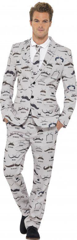 Moustache Suit at funnfrolic.co.uk - £49.99