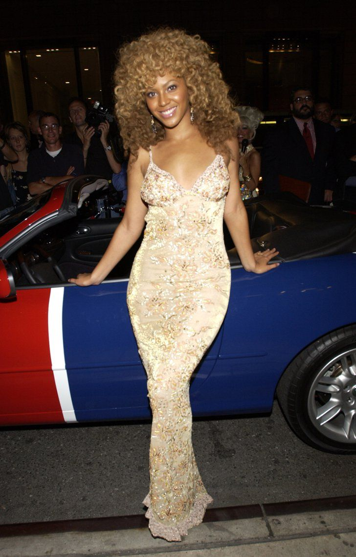 Pin for Later: What 20 Starlets Were Doing at Age 20 Beyoncé Knowles