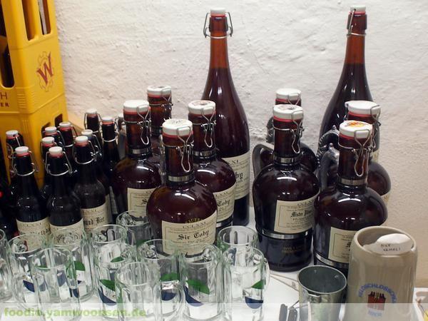 Biere aus der Brauerei CCLXXI