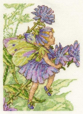 The Chicory Fairy Counted Cross Stitch Kit