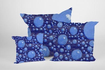 Sue Schreiber | Make It In Design | Surface Pattern Design | Summer School | Water Rays | Advanced brief 1