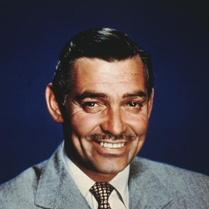 """CLARK GABLE The original """"tall, dark and handsome"""" actor didn't hide his Black and Native American heritage. And when he saw """"colored"""" and """"white"""" bathrooms on the set of Gone With The Wind, he refused to continue working until all of the cast members were treated equally."""