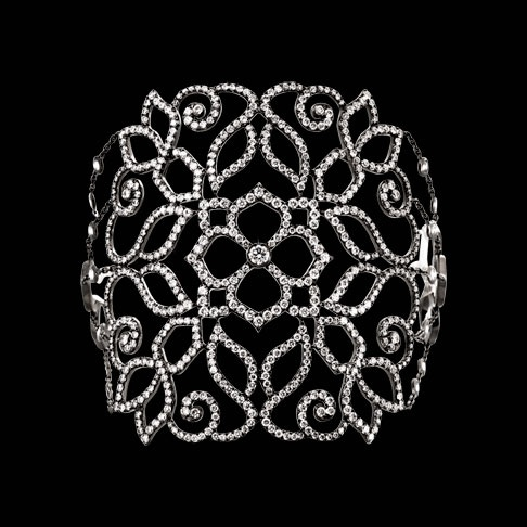 Messika diamond cuff