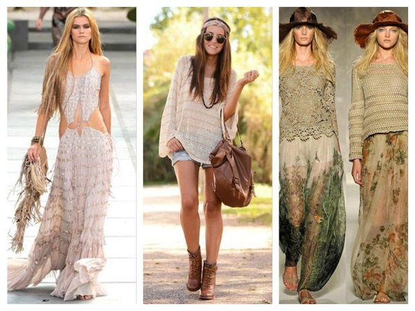 Painel de inspiração boêmio + Moda | Andrea Velame Blog
