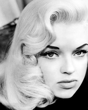 "Diana Dors [aka British-wannabe-Marilyn Monroe. Still gorgeous though] <<------ I'm sorry, but whoever wrote that... nothing ""wannabe"" about her. Diana Dors was fabulous!"