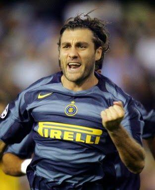 Christian Vieri, Inter Milan (1999–2005, 143 apps, 103 goals)
