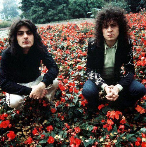 Mickey Finn and Marc Bolan