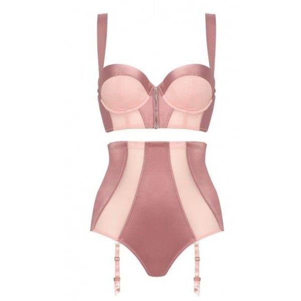 Ana Rosa Lingerie and Inspiration ❤ liked on Polyvore featuring intimates, lingerie, underwear and bras