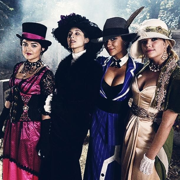 pretty little liars temporada 4 episodio 13 espcial halloween Grave ...