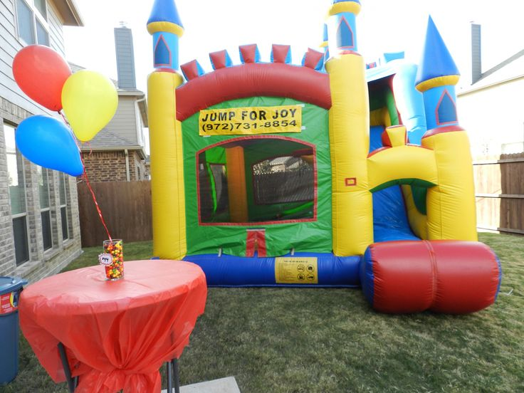 Fresh Bounce House Birthday Party Ideas Check More At Jnnsysy