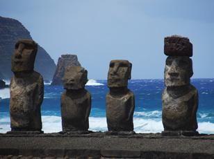 Chile: Isla de Pascua, un lugar maravilloso.