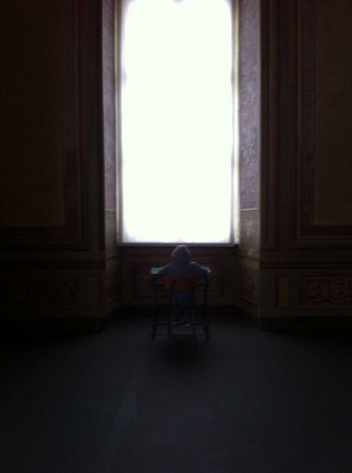 Cattelan M_,Castello di Rivoli, Torino