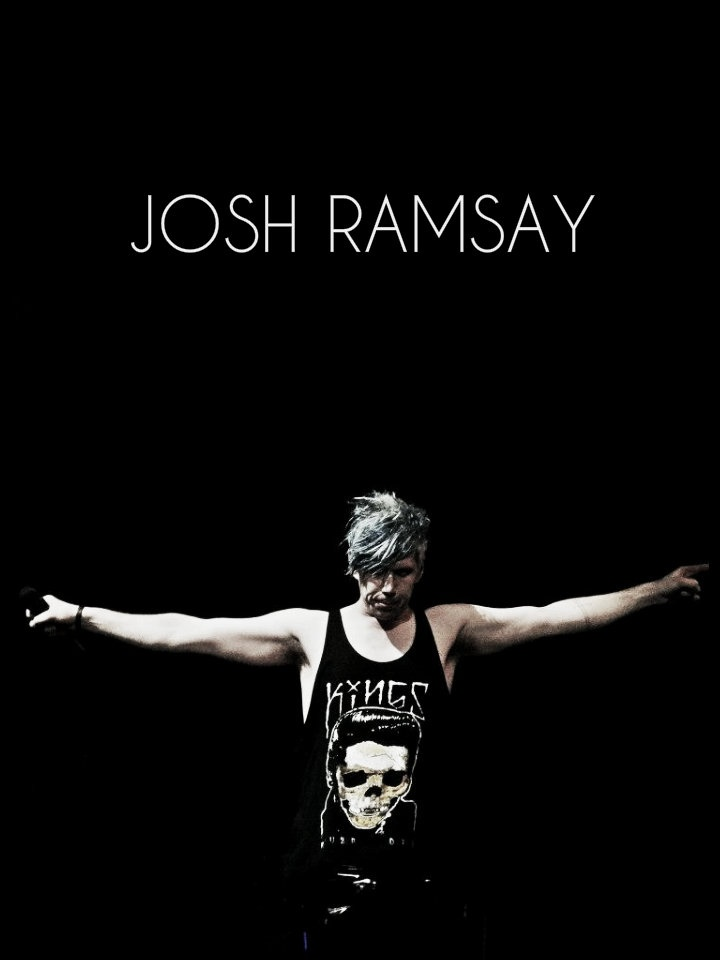 josh ramsay. guilty pleasure.