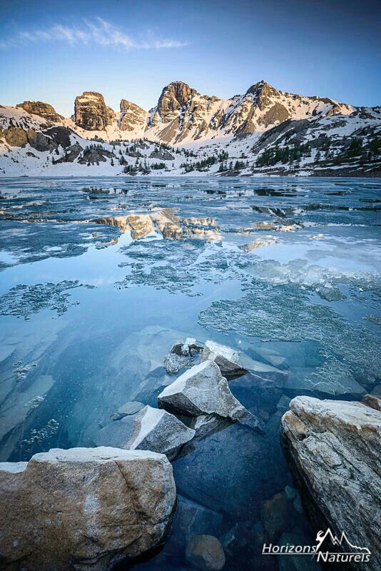 Lac de Cristal - PN Mercantour © Benjamin Barthelemy pour Horizons Naturels