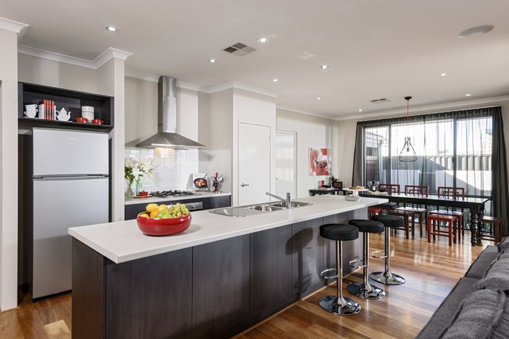 Homebuyers Centre - Haven Display Home Kitchen