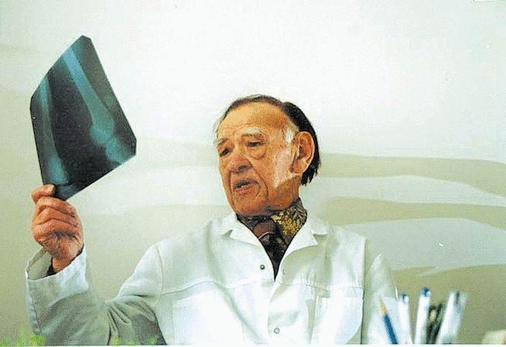 Диета известного хирурга  профессора Углова