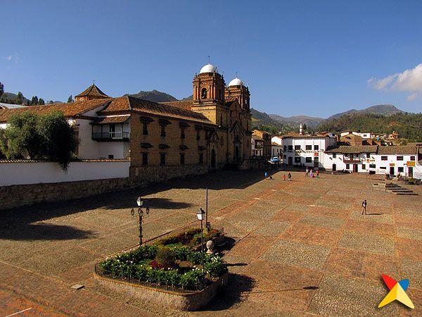 Plaza de Monguí