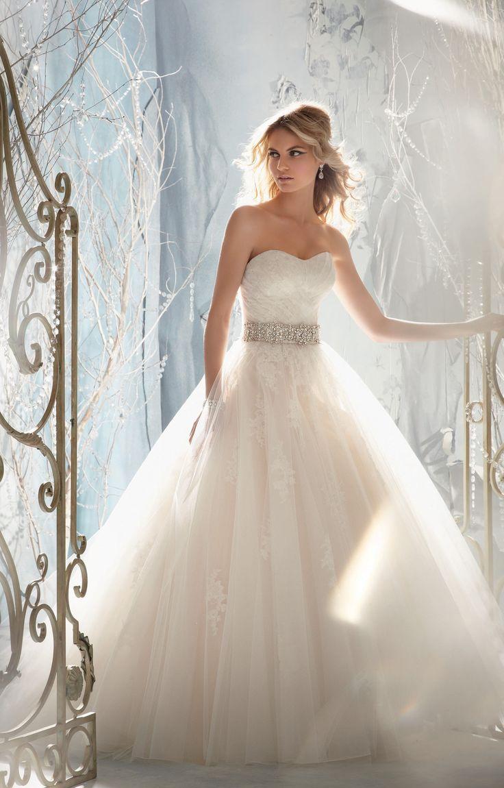 Mori Lee Bridal 1959 Wedding Dress