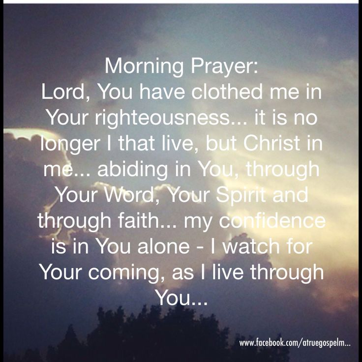 Good Morning My Love Prayer : Images about my morning prayer on pinterest