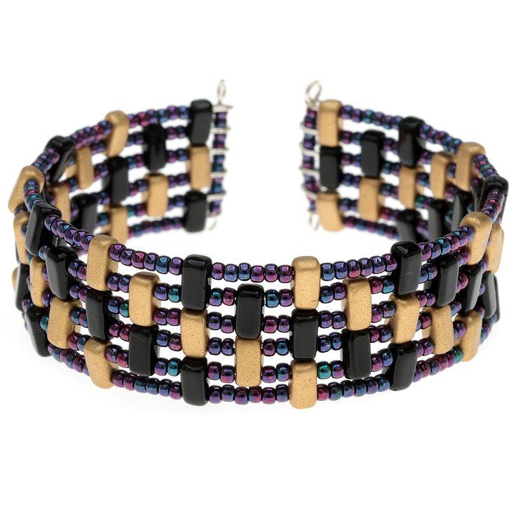 memory wire cuff bracelet instructions