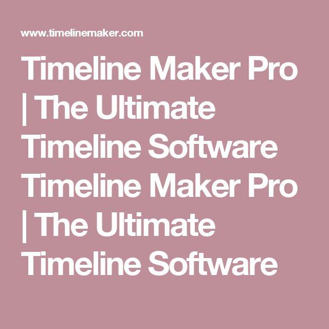 Timeline Maker Pro | The Ultimate Timeline Software Timeline Maker Pro | The Ultimate Timeline Software