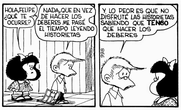 La Nuez: ¡Grandes 50 años Mafalda !