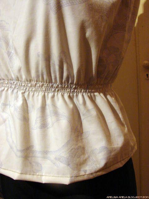 DIY TUTORIAL ... pillowcase shirt ... | Angelic Angela-DIY & 25+ unique Pillowcase shirt ideas on Pinterest | Pillowcase ... pillowsntoast.com