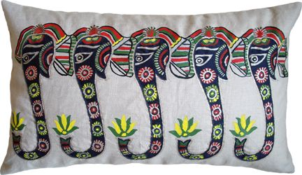 Traditional cushion covers: The Mansion - Online Shopping India