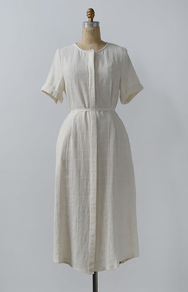 Vintage Modern Dress Feminine Classic 3 In 1 Dress Birgit Utility Dress Dresses Modern Dress Vintage Inspired Dresses